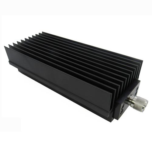 C8T2508-40 TNC 250Watt Attenuator 8.5Ghz 40db Unidirectional Male Input
