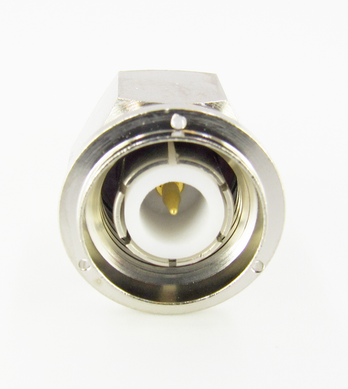 C2684 SMA Male to TNC Male Adapter 11Ghz VSWR 1.3 Ni Plated  Brass