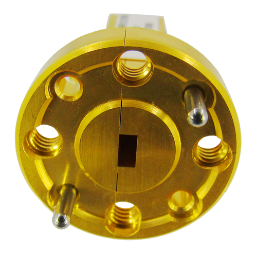 CWR1210B WR12 to 1.0mm WG to Coax Adapter 60-90Ghz VSWR 1.4