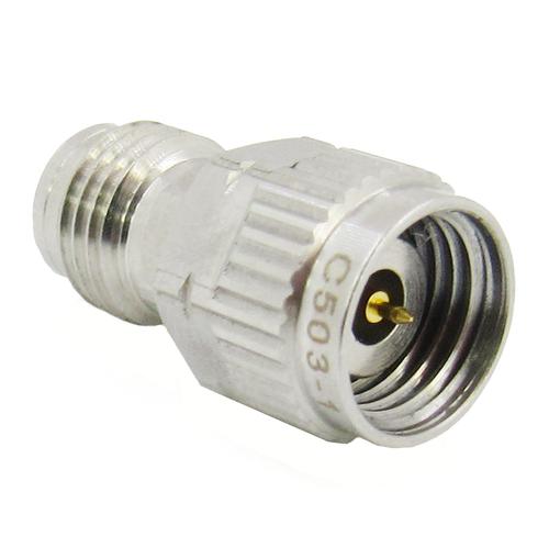 C503-1 2.4mm Attenuator M/F 50Ghz 1db 2W VSWR 1.3