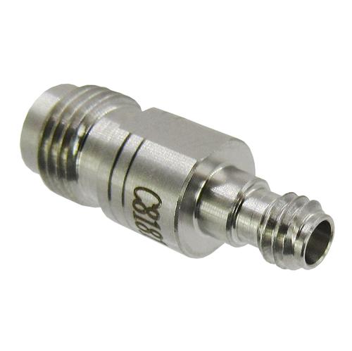 C8181 1.0mm Female to 1.85mm Female Adapter VSWR 1.25 67Ghz