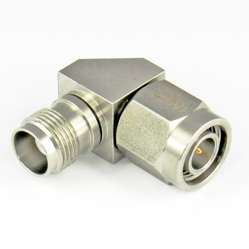 C2563 TNC/Male to TNC/Female Right Angle Coaxial Adapter Centric RF