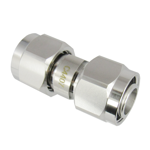C4407 2.2-5 Male to Male Adapter 0-6 GHz PIM 160DBC VSWR 1.2