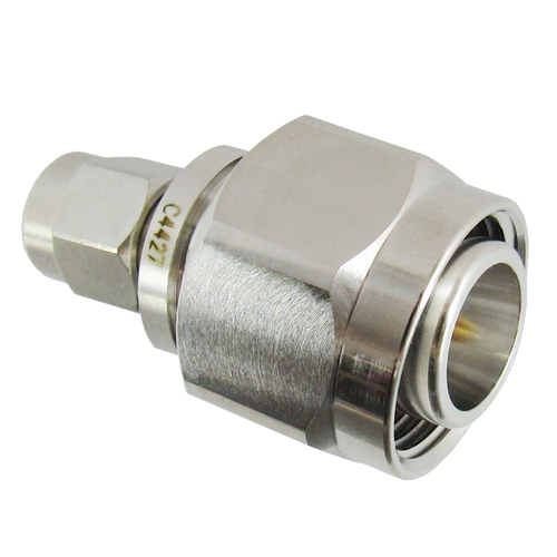 C4427 2.2-5 Male to SMA Male Adapter 0-18 GHz VSWR 1.2