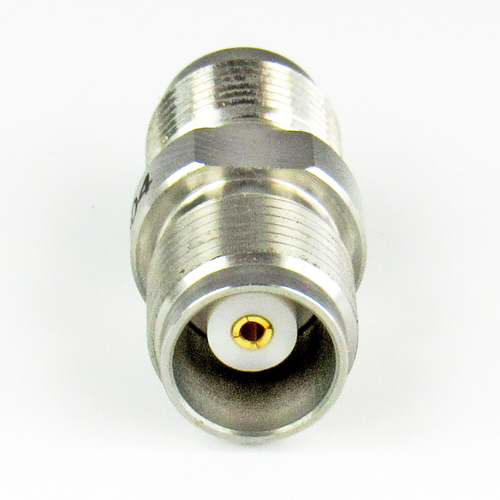 C2504 TNC Adapter 18Ghz Female to Female  VSWR 1.15 S Steel