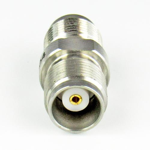 C2504 TNC Adapter 18Ghz Female to Female  VSWR 1.15 S Steel