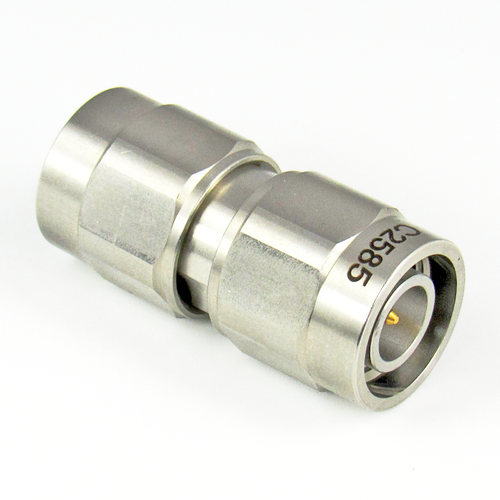 C2585 TNC/Male to TNC/Male Coaxial Adapter Centric RF