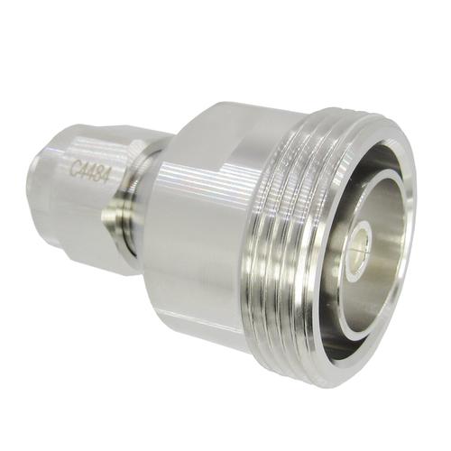 C4484 2.2-5 Male to 7/16 Female Adapter 0-6 GHz PIM 160DBC VSWR 1.2