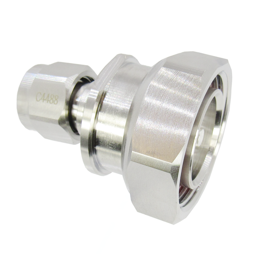 C4488 2.2-5 Male to 7/16 Male Adapter 0-6 GHz PIM 160DBC VSWR 1.2
