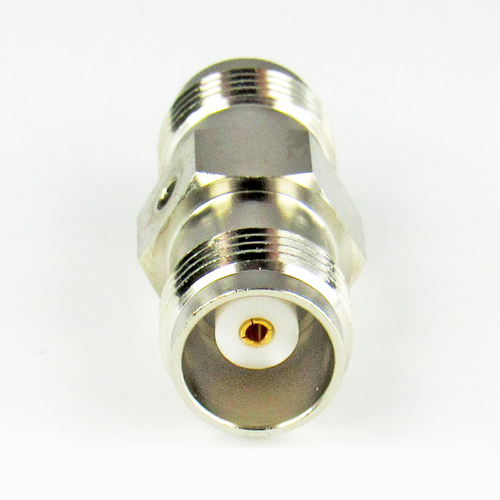 C2500 TNC Adapter 11Ghz  Female to Female  VSWR 1.3 Brass