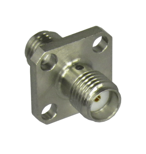 C3106 SMA/Female to SMA/Female Flange Coaxial Adapter Centric RF