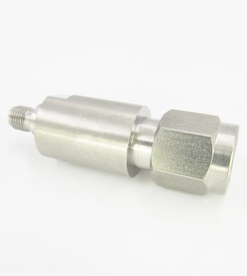 C2678 SMA Female to TNC Male Adapter 18Ghz VSWR 1.15 S Steel