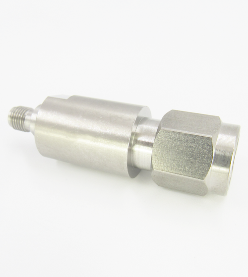 C2678 SMA Female to TNC Male Adapter 18Ghz VSWR 1.15 S Steel