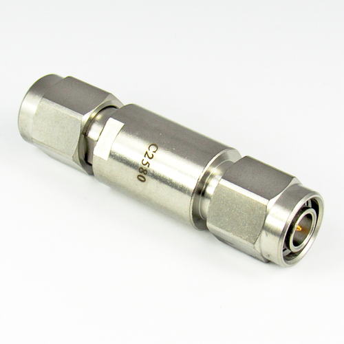 C2580 TNC/Male to TNC/Male Coaxial Adapter Centric RF
