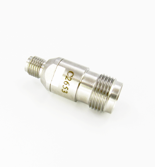 C2653 SMA Female to TNC Female Adapter 18Ghz VSWR 1.25 S Steel