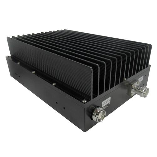 C6F3001-30 4.3/10 F/F Low PIM -160dbc Attenuator 555-6000 Mhz 6ghz 30db 300Watts Unidirectional