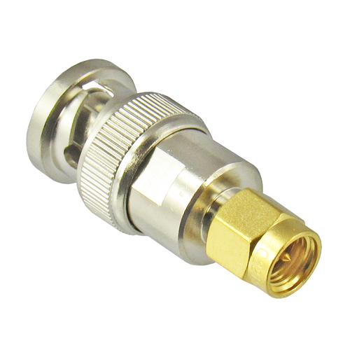 C2215 BNC/Male to SMA/Male Coaxial Adapter Centric RF