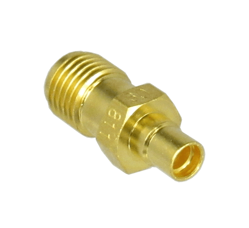 C9811 SMA/Female to MMCX/Jack Coaxial Adapter Centric RF