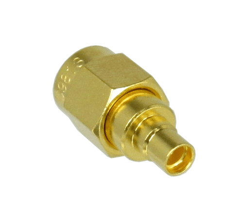 C9813 SMA/Male to MMCX/Jack Coaxial Adapter Centric RF