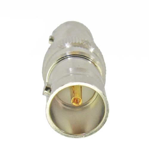 C2106 BNC Adapter Female to Female 4Ghz VSWR 1.3 50 Ohm Brass