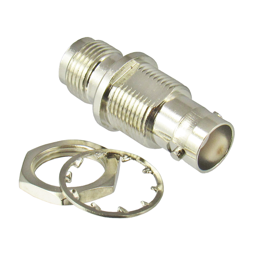 C2257 BNC/Female to TNC/Female Coaxial Adapter Centric RF