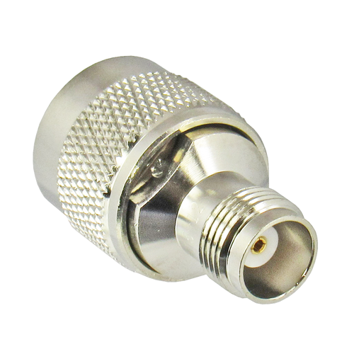 C5431 N/Male to TNC/Female 11 Ghz Brass Coaxial Adapter Centric RF