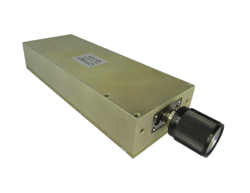CP1801 SMA/Female 18 Ghz Phase Shifter Centric RF