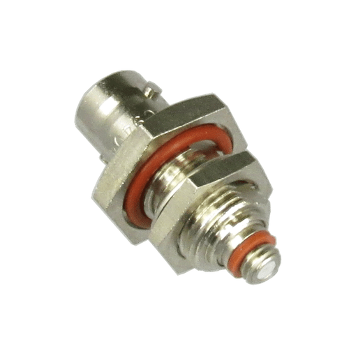 C9404 10-32/Female to BNC/Female Bulkhead Coaxial Adapter Centric RF