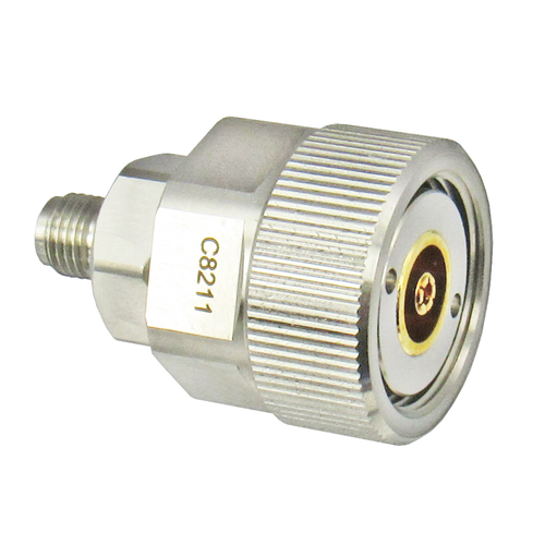 C8211 7mm to 3.5/Female Adapter Centric RF