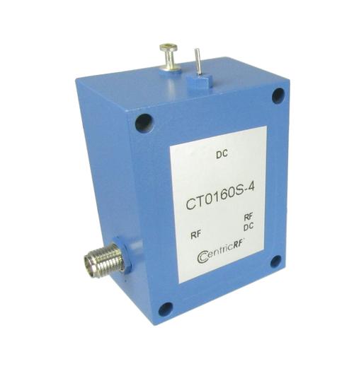 CT0160S-4 SMA/Female Bias Tee Centric RF