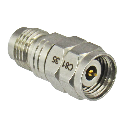C8135 1.85/Female to 2.4/Male Coaxial Adapter Centric RF