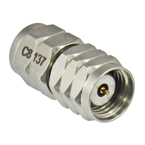 C8137 1.85/Male to 2.4/Male Coaxial Adapter Centric RF