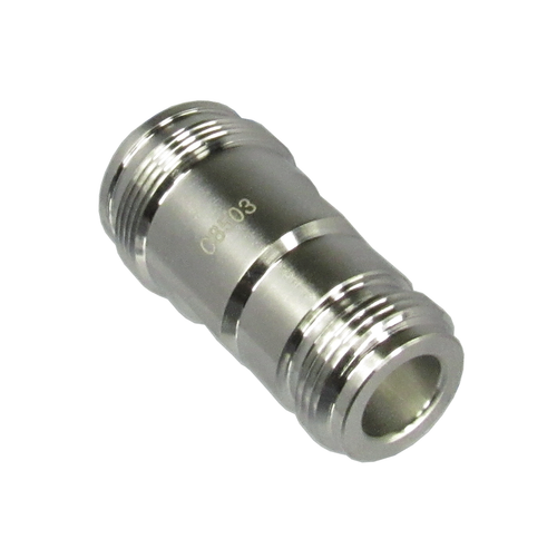 C8503 4.3/10-Female to N-Female Adapter Centric RF