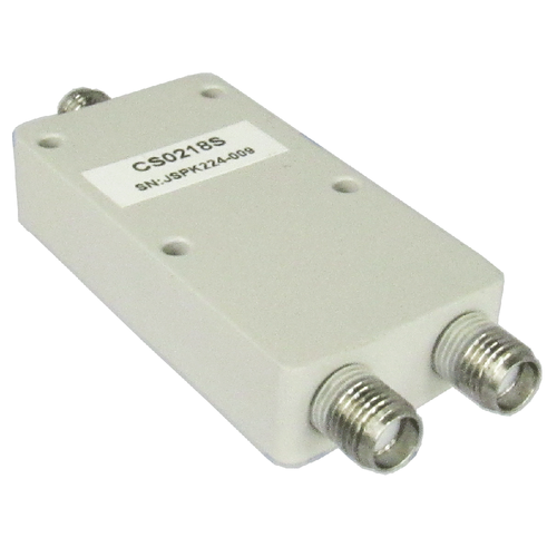 CS0218S SMA/Female 2-18 Ghz 2 Way Power Divider Centric RF