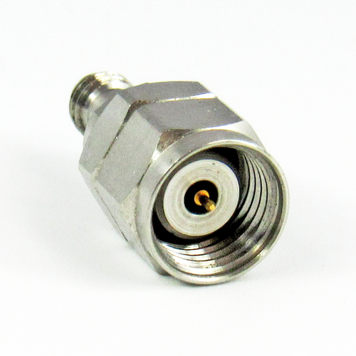 C8186  1.0mm Female to  1.85mm Male Adapter  VSWR 1.25 67Ghz