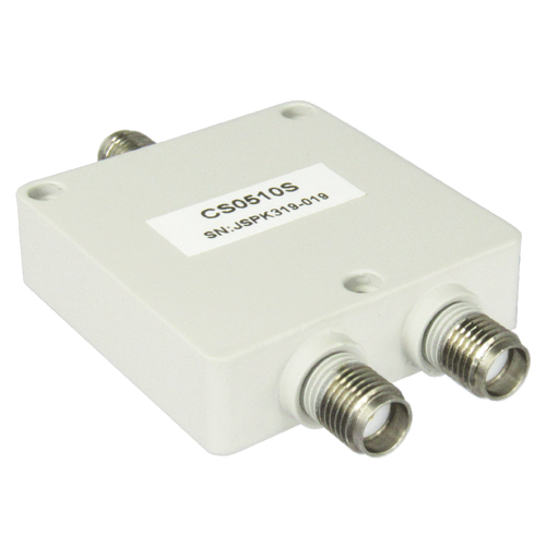 CS0510S SMA 2 Way Power Divider 0.5-1 Ghz Centric RF