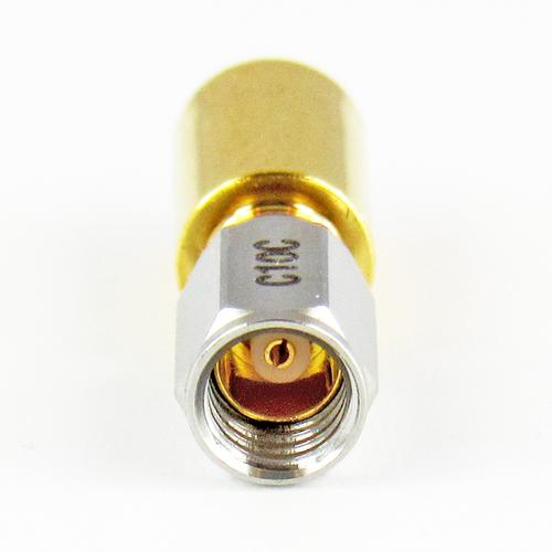 C10C SSMC Termination Plug 10Ghz VSWR 1.25 1Watt S Steel Nut