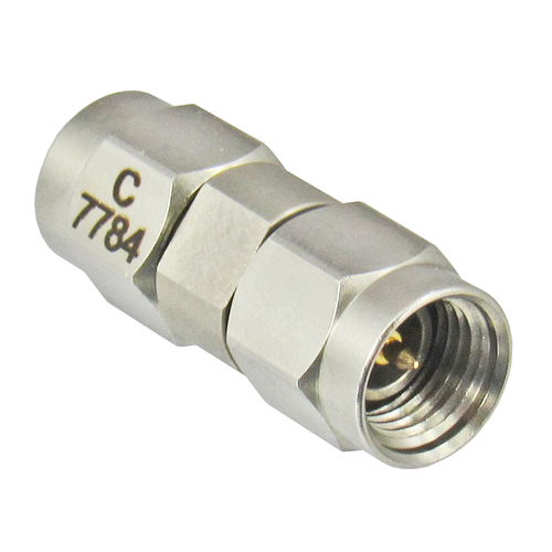 C7784 3.5/Male to 3.5/Male Coaxial Adapter Centric RF