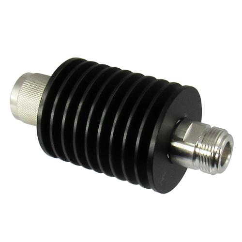 C3N10-40 N/Male to N/Female 10 Watt 3 Ghz 40 dB Attenuator Centric RF