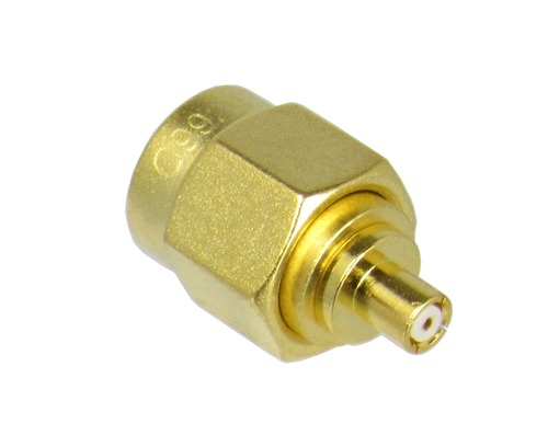 C9924 SMA/Male to U.FL/Plug Coaxial Adapter Centric RF