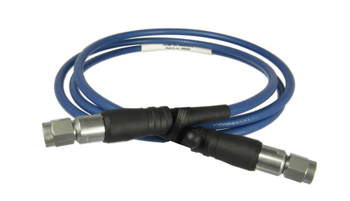ST18/SMAm/SMAm/12 SMA/Male to SMA/Male 12 inch Cable Assembly Centric RF