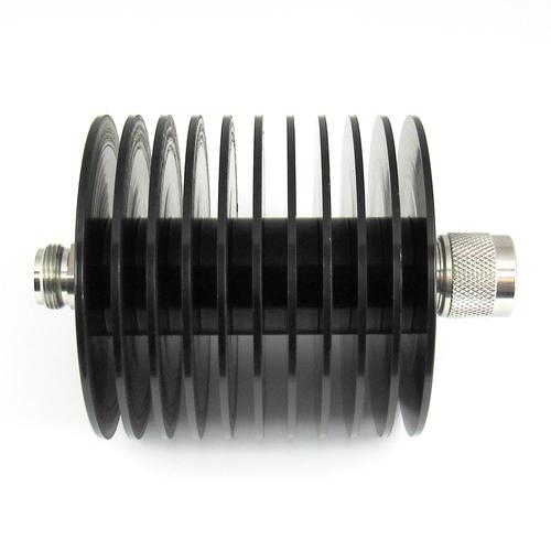 C4N100-6 N/Male to N/Female 4 Ghz 100 Watt 6 dB Attenuator Centric RF