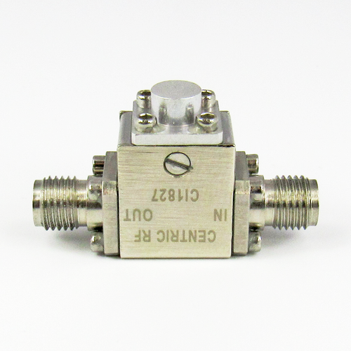 CI1827 Isolator SMA Female Centric RF