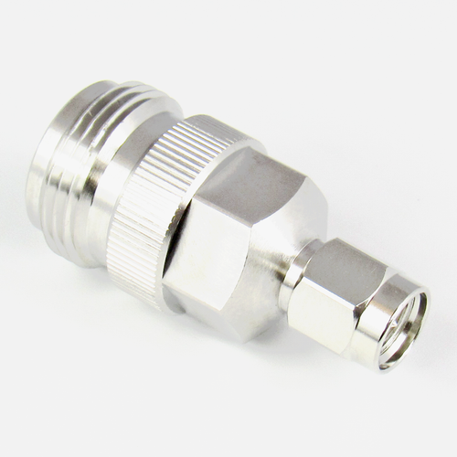 C3524 N/Female to SMA/Male Low PIM Adapter Centric RF
