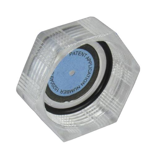 CDM2 IP68 rated 7/16 Male Dust Cap Centric RF