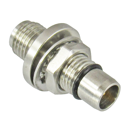 C9882B BMA Plug to SMA Female Bulkhead Adapter Centric RF