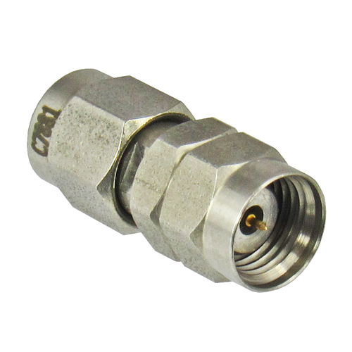C7881 1.85/Male to 3.5/Male Coaxial Adapter Centric RF
