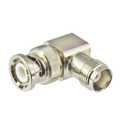 C2286 BNC/Male to TNC/Female Right Angle Adapter Centric RF