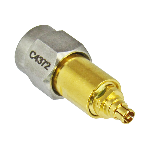 C4372 MiniSMP/Female to 2.92/Male Adapter Centric RF