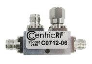C0712-06 SMA/Female's 7-12.4 Ghz 6 dB Coupler Centric RF